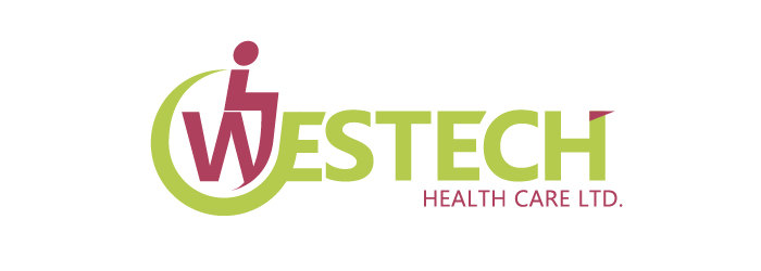 Logo Design by Top Elite - Entry No. 87 in the Logo Design Contest Creative Logo Design for Westech Health Care Ltd..