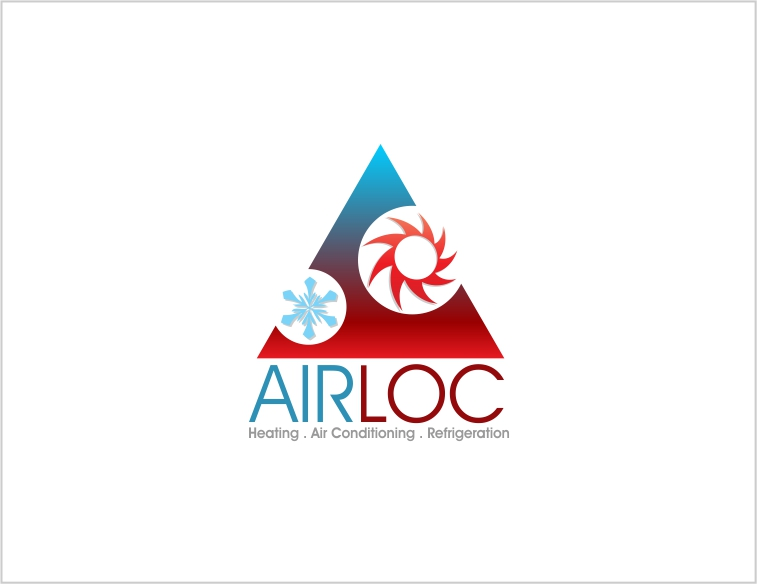 Logo Design by Private User - Entry No. 146 in the Logo Design Contest Airloc Logo Design.