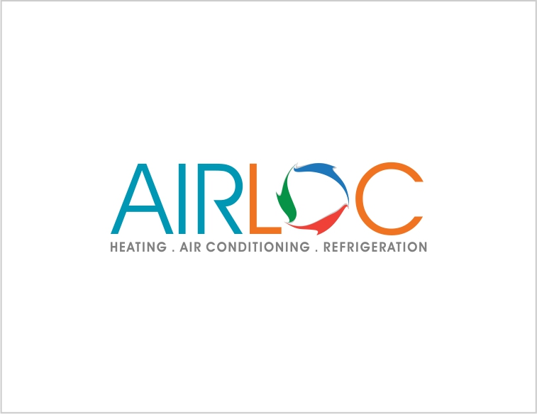 Logo Design by Private User - Entry No. 147 in the Logo Design Contest Airloc Logo Design.