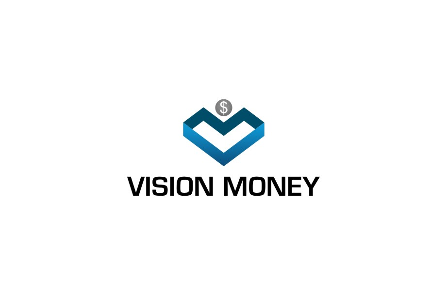 Logo Design by untung - Entry No. 42 in the Logo Design Contest Captivating Logo Design for VISION MONEY.