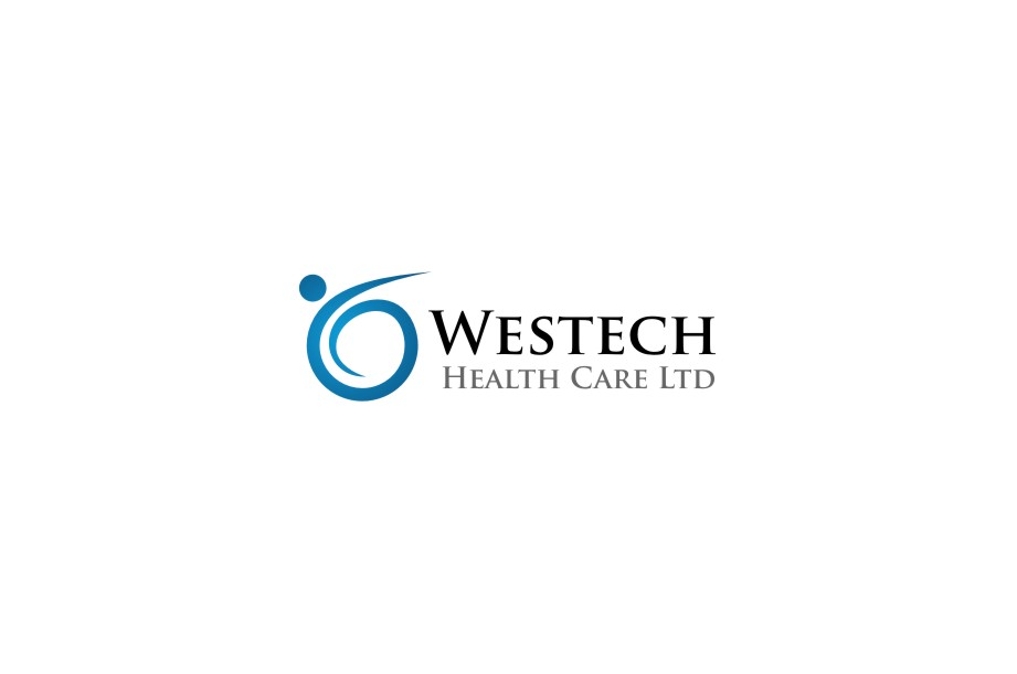 Logo Design by untung - Entry No. 88 in the Logo Design Contest Creative Logo Design for Westech Health Care Ltd..