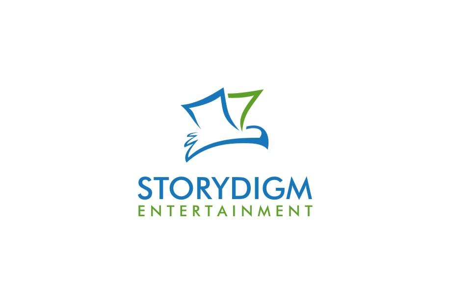 Logo Design by untung - Entry No. 23 in the Logo Design Contest Inspiring Logo Design for Storydigm Entertainment.