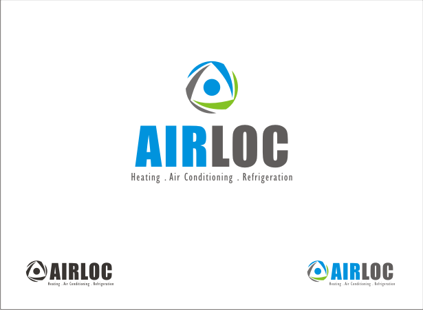 Logo Design by Armada Jamaluddin - Entry No. 157 in the Logo Design Contest Airloc Logo Design.