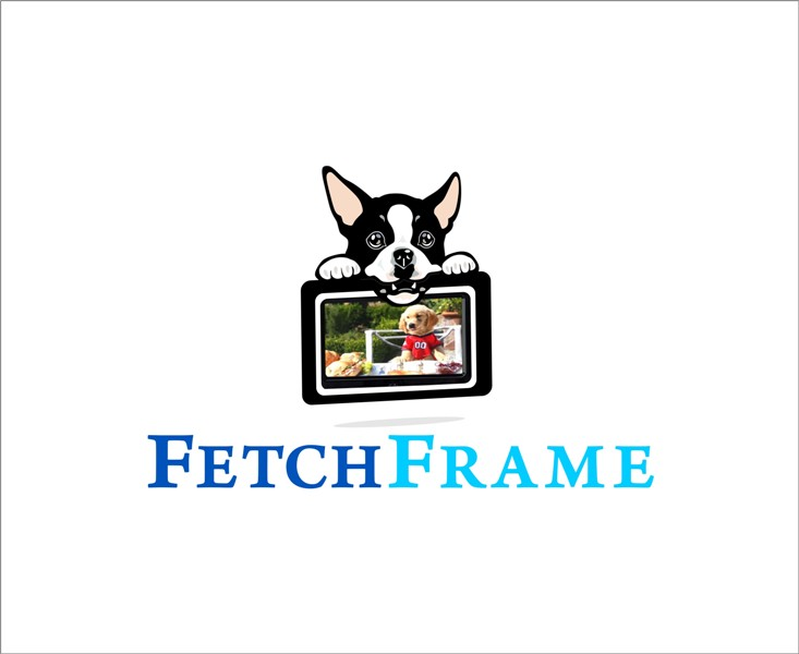 Logo Design by Mhon_Rose - Entry No. 27 in the Logo Design Contest New Logo Design for FetchFrame.