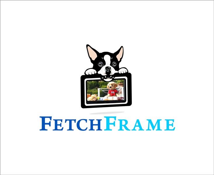 Logo Design by Mhon_Rose - Entry No. 27 in the Logo Design Contest New Logo Design for FetchFrame.
