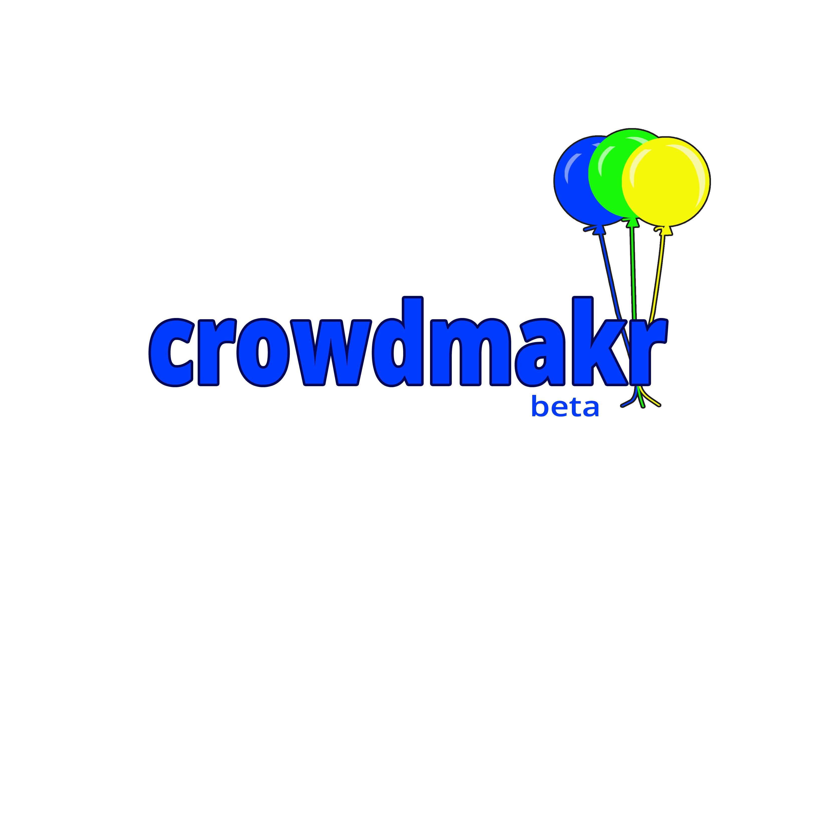 Logo Design by Allan Esclamado - Entry No. 14 in the Logo Design Contest Unique Logo Design Wanted for crowdmakr.