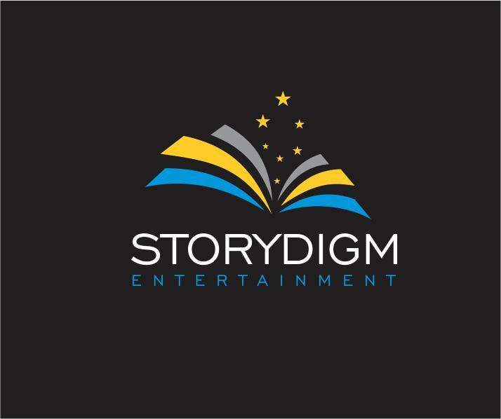 Logo Design by ronny - Entry No. 26 in the Logo Design Contest Inspiring Logo Design for Storydigm Entertainment.