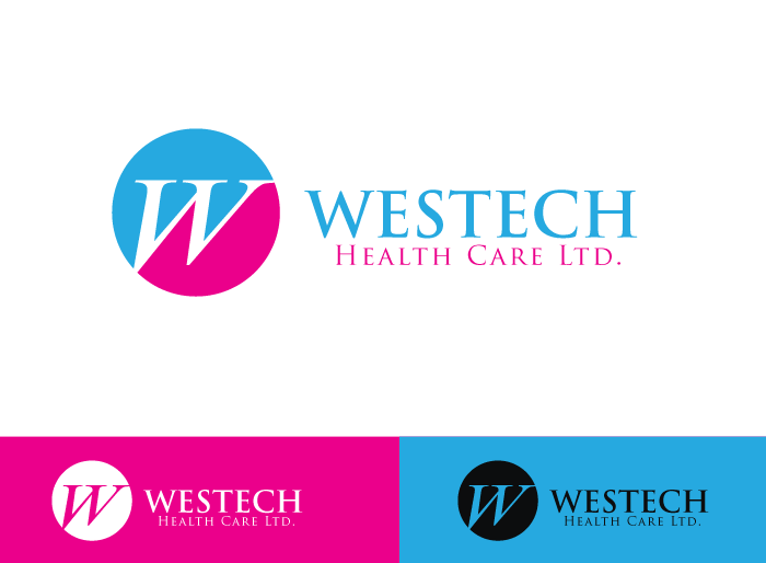 Logo Design by Jan Chua - Entry No. 90 in the Logo Design Contest Creative Logo Design for Westech Health Care Ltd..