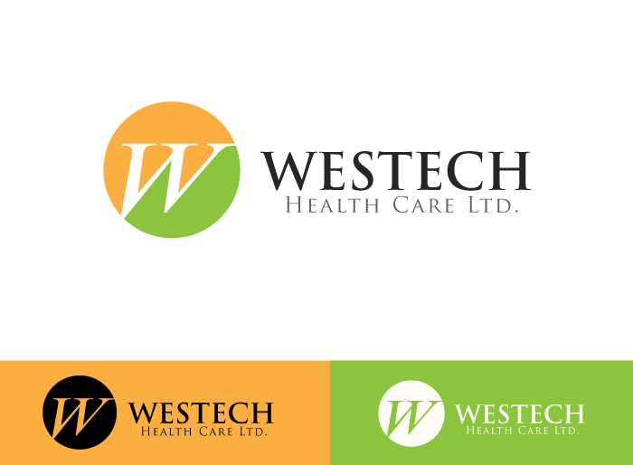 Logo Design by Jan Chua - Entry No. 91 in the Logo Design Contest Creative Logo Design for Westech Health Care Ltd..