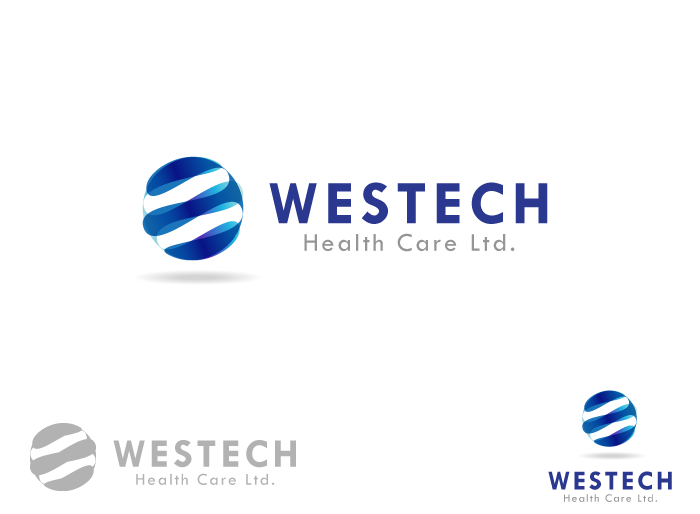 Logo Design by Jan Chua - Entry No. 92 in the Logo Design Contest Creative Logo Design for Westech Health Care Ltd..