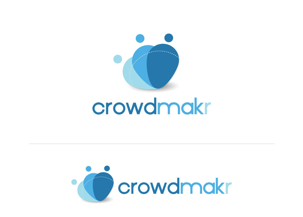 Logo Design by Emad A Zyed - Entry No. 15 in the Logo Design Contest Unique Logo Design Wanted for crowdmakr.