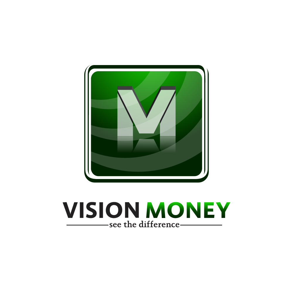 Logo Design by danelav - Entry No. 45 in the Logo Design Contest Captivating Logo Design for VISION MONEY.
