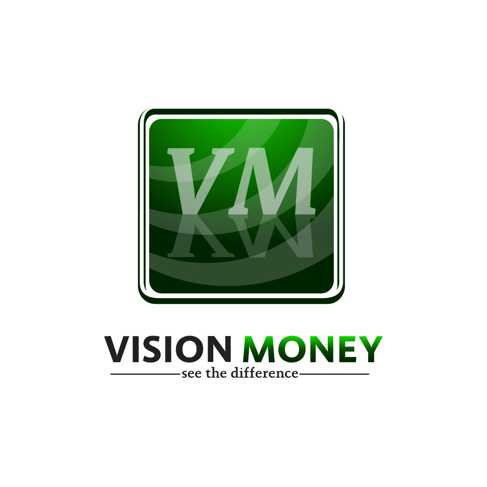 Logo Design by danelav - Entry No. 46 in the Logo Design Contest Captivating Logo Design for VISION MONEY.