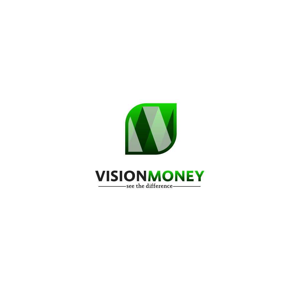 Logo Design by danelav - Entry No. 47 in the Logo Design Contest Captivating Logo Design for VISION MONEY.