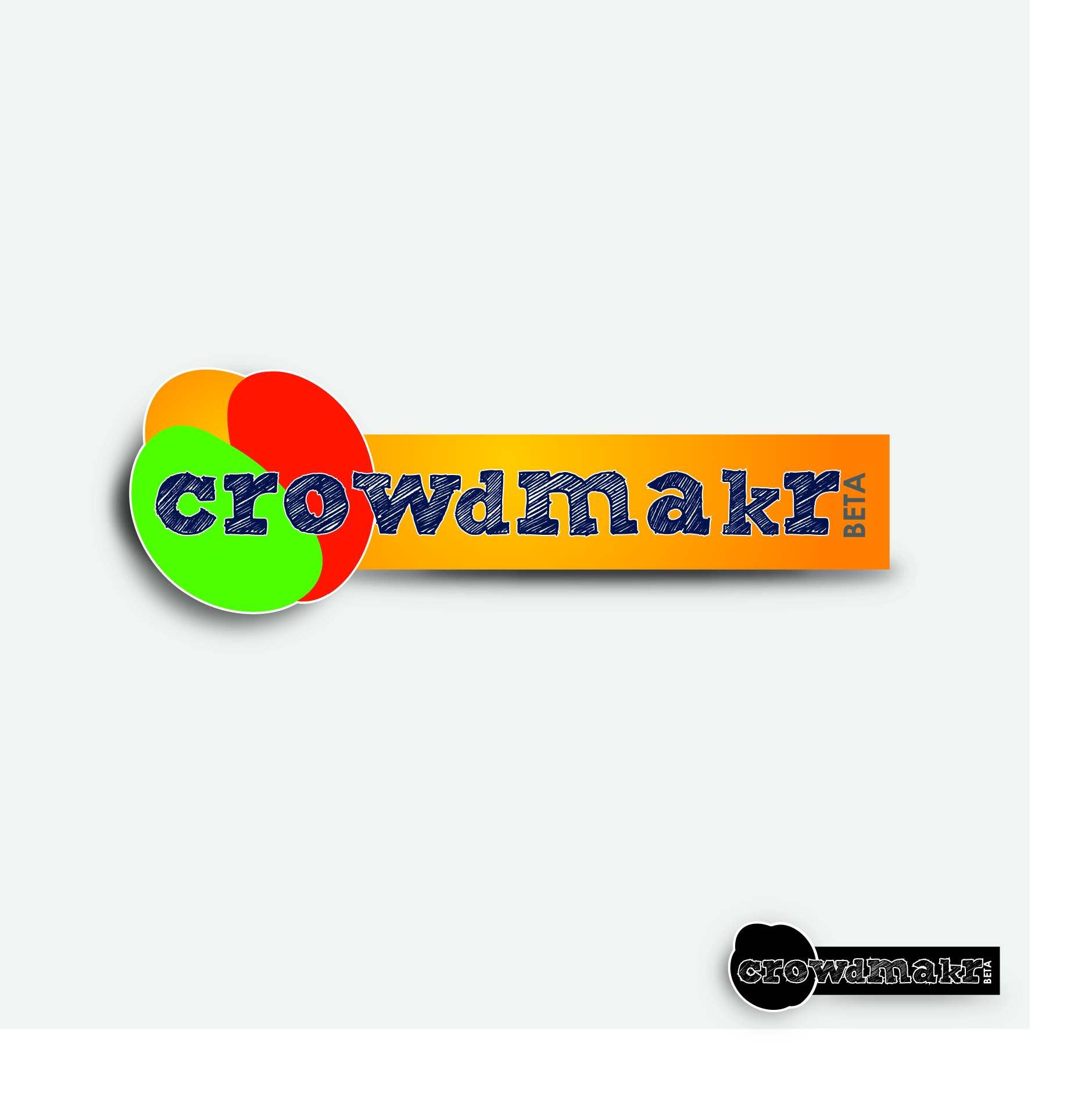 Logo Design by nTia - Entry No. 27 in the Logo Design Contest Unique Logo Design Wanted for crowdmakr.