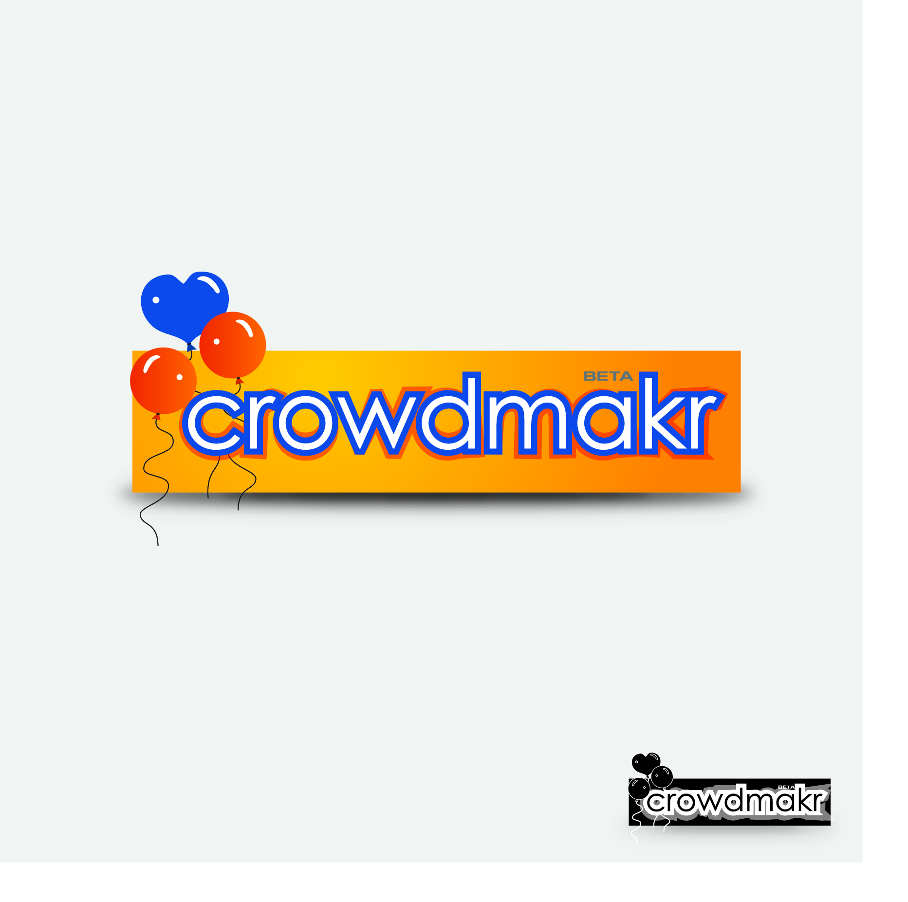 Logo Design by nTia - Entry No. 28 in the Logo Design Contest Unique Logo Design Wanted for crowdmakr.