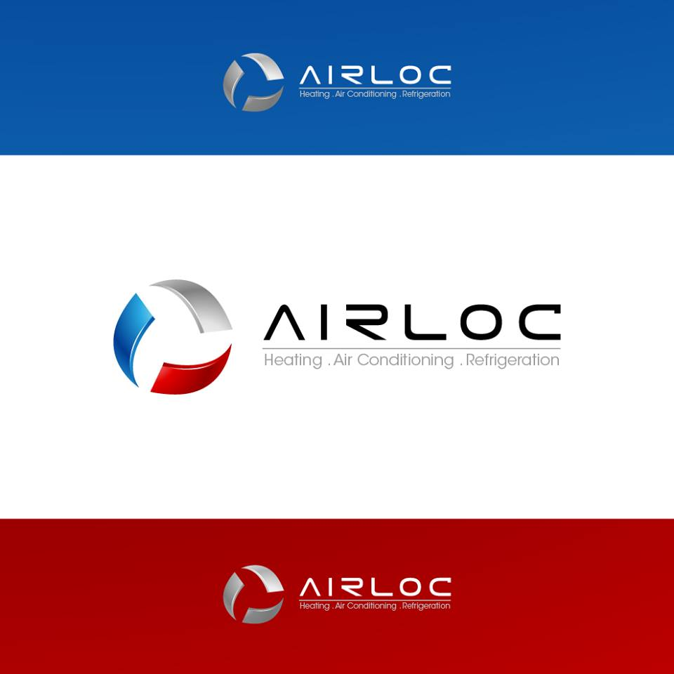 Logo Design by chinie05 - Entry No. 162 in the Logo Design Contest Airloc Logo Design.