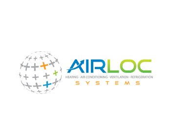 Logo Design by Private User - Entry No. 163 in the Logo Design Contest Airloc Logo Design.