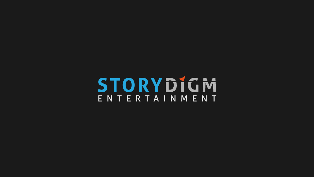 Logo Design by rockin - Entry No. 32 in the Logo Design Contest Inspiring Logo Design for Storydigm Entertainment.