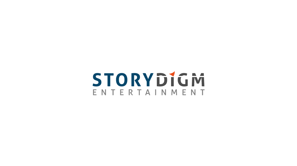 Logo Design by rockin - Entry No. 33 in the Logo Design Contest Inspiring Logo Design for Storydigm Entertainment.