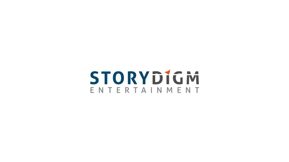 Logo Design by rockin - Entry No. 33 in the Logo Design Contest Inspiring Logo Design for Storydigm Entertainment.