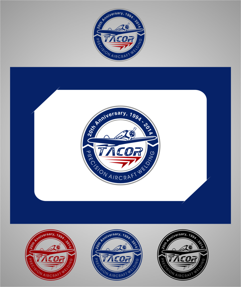 Logo Design by RasYa Muhammad Athaya - Entry No. 47 in the Logo Design Contest Artistic Logo Design for TACOR.