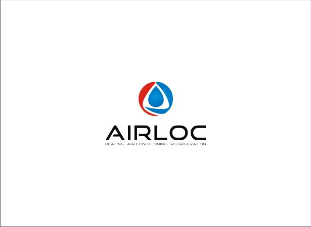 Logo Design by Armada Jamaluddin - Entry No. 167 in the Logo Design Contest Airloc Logo Design.