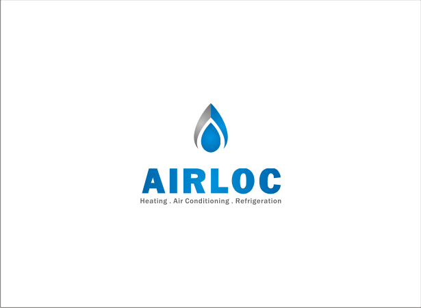 Logo Design by Armada Jamaluddin - Entry No. 171 in the Logo Design Contest Airloc Logo Design.