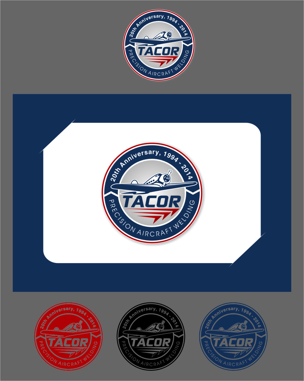 Logo Design by RoSyid Rono-Rene On Java - Entry No. 51 in the Logo Design Contest Artistic Logo Design for TACOR.