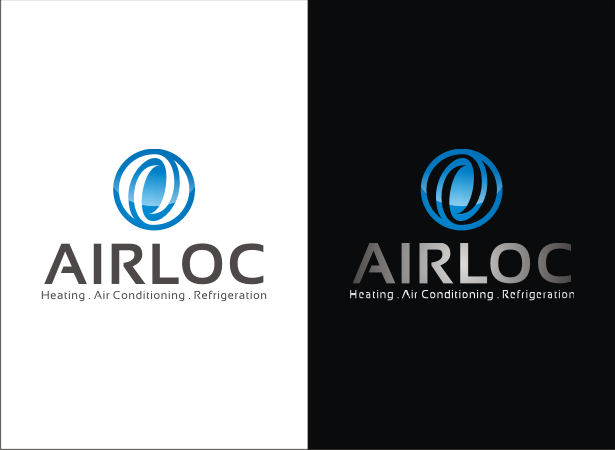 Logo Design by Armada Jamaluddin - Entry No. 174 in the Logo Design Contest Airloc Logo Design.