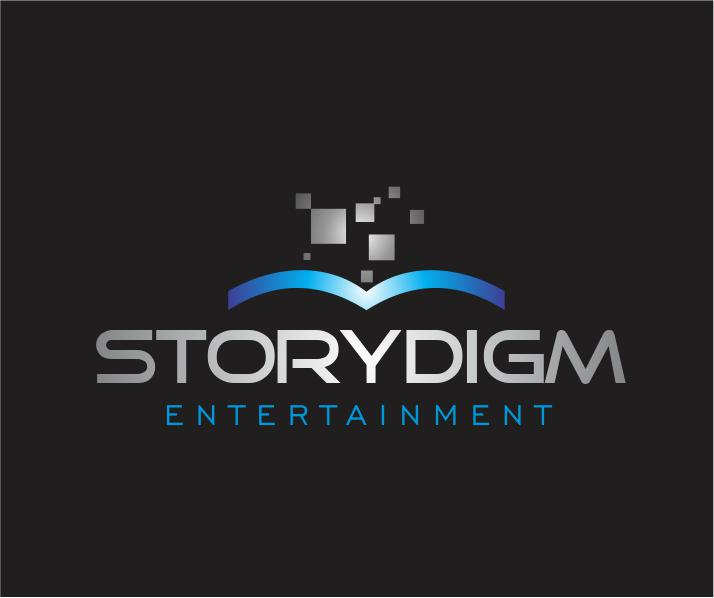 Logo Design by ronny - Entry No. 40 in the Logo Design Contest Inspiring Logo Design for Storydigm Entertainment.