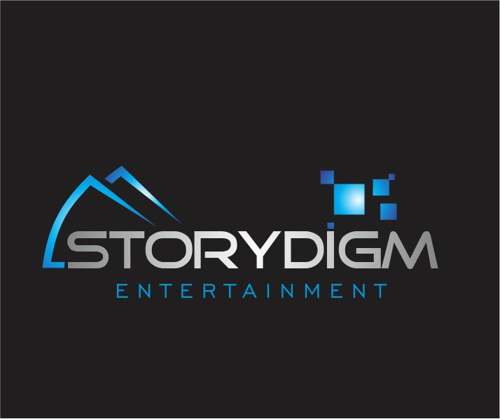 Logo Design by ronny - Entry No. 41 in the Logo Design Contest Inspiring Logo Design for Storydigm Entertainment.