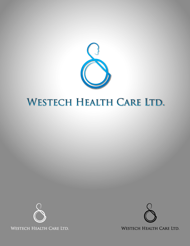 Logo Design by Chris Cowan - Entry No. 93 in the Logo Design Contest Creative Logo Design for Westech Health Care Ltd..