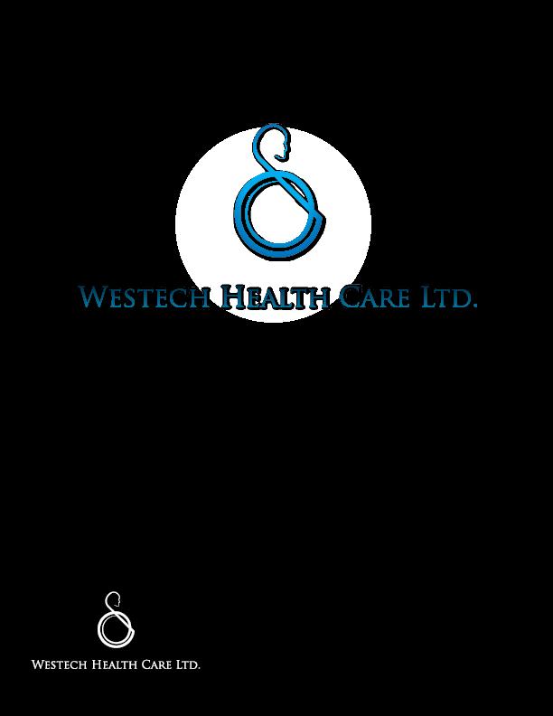 Logo Design by Chris Cowan - Entry No. 93 in the Logo Design Contest Creative Logo Design for Westech Health Care Ltd..