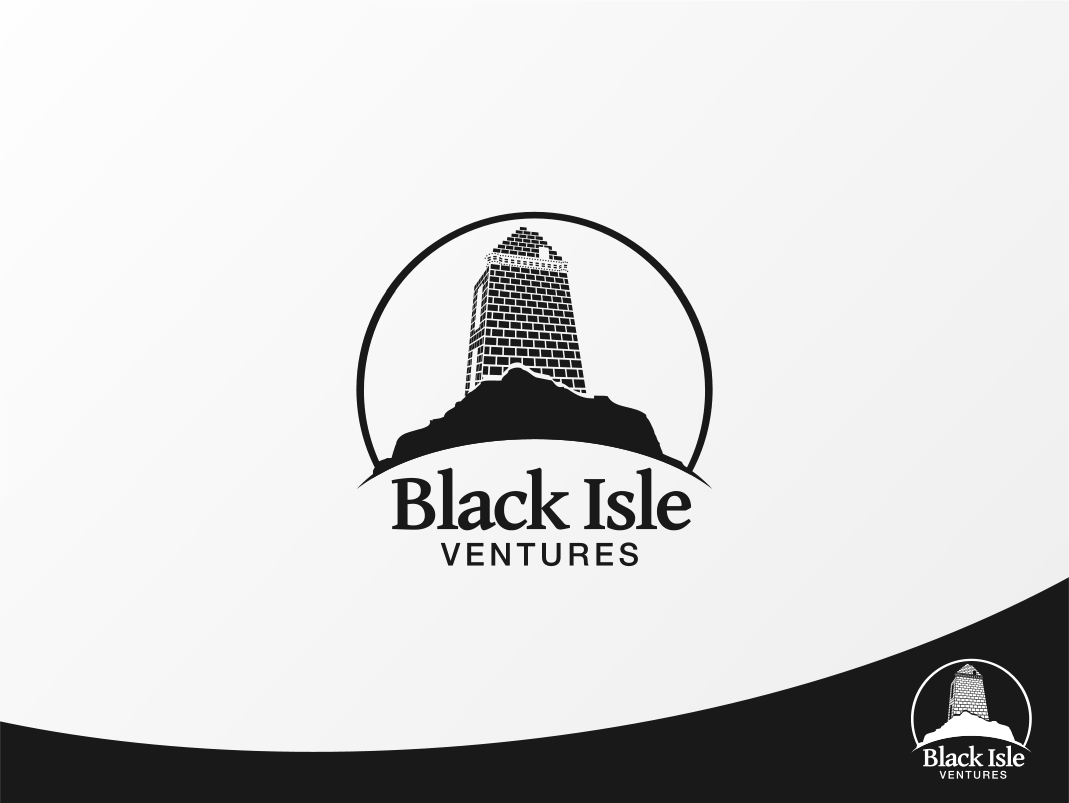 Logo Design by Jorge Sardon - Entry No. 24 in the Logo Design Contest Creative Logo Design for Black Isle Ventures.