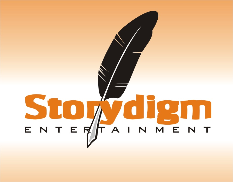 Logo Design by ggrando - Entry No. 43 in the Logo Design Contest Inspiring Logo Design for Storydigm Entertainment.