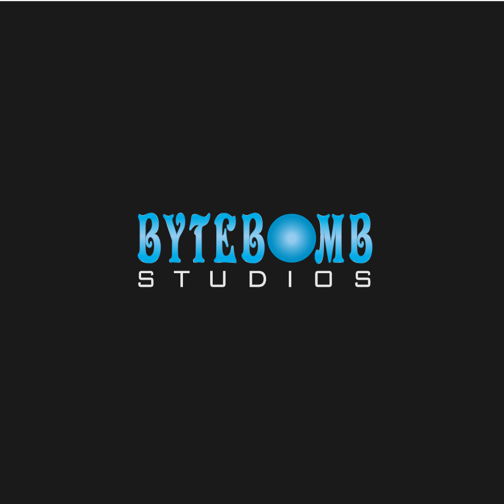 Logo Design by rockin - Entry No. 3 in the Logo Design Contest Captivating Logo Design for ByteBomb Studios.