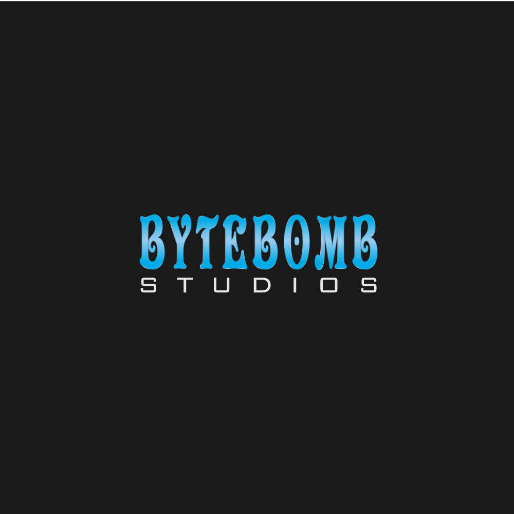 Logo Design by rockin - Entry No. 4 in the Logo Design Contest Captivating Logo Design for ByteBomb Studios.