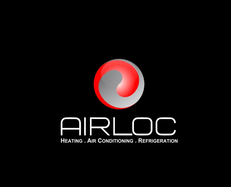 Logo Design by Crispin Jr Vasquez - Entry No. 183 in the Logo Design Contest Airloc Logo Design.