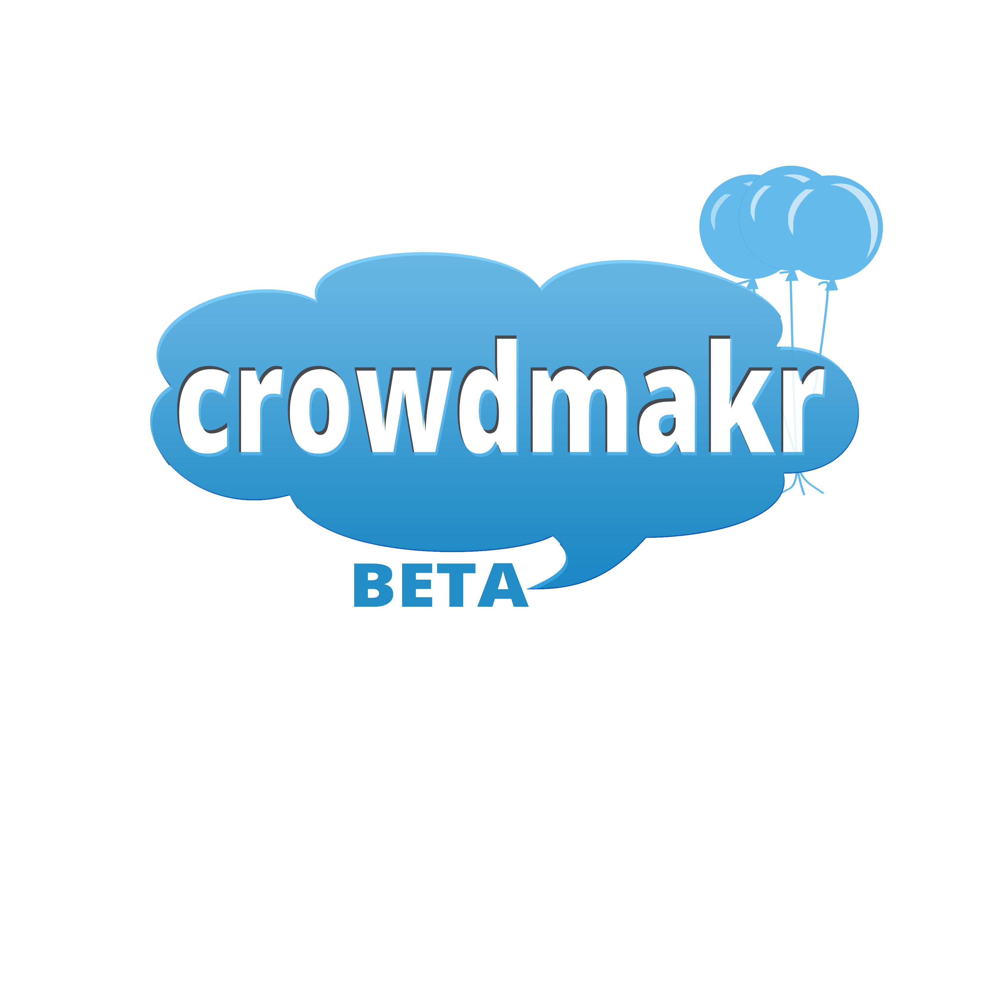 Logo Design by Allan Esclamado - Entry No. 37 in the Logo Design Contest Unique Logo Design Wanted for crowdmakr.
