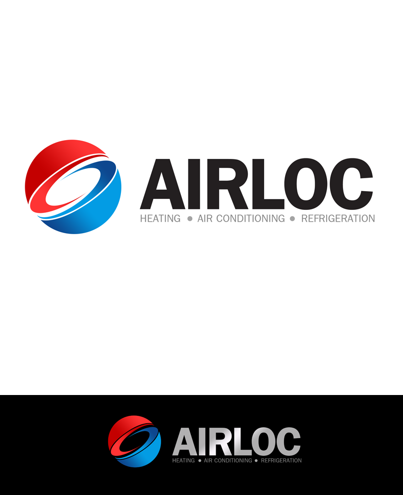 Logo Design by Private User - Entry No. 191 in the Logo Design Contest Airloc Logo Design.