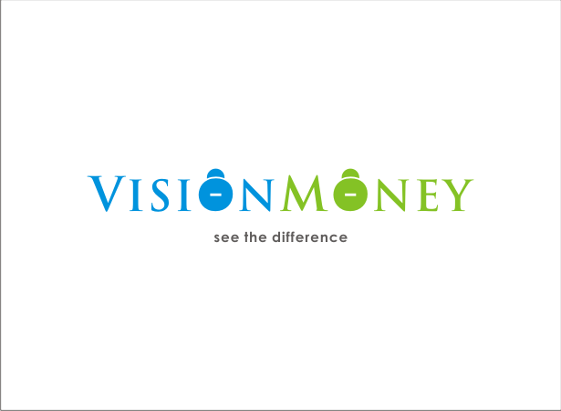 Logo Design by Armada Jamaluddin - Entry No. 49 in the Logo Design Contest Captivating Logo Design for VISION MONEY.