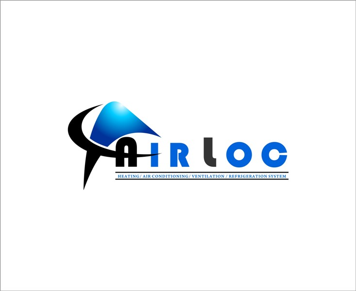 Logo Design by Mhon_Rose - Entry No. 196 in the Logo Design Contest Airloc Logo Design.