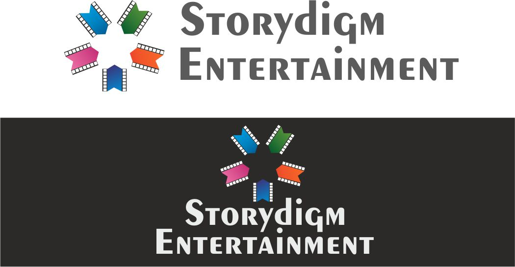 Logo Design by Vallabh Vinerkar - Entry No. 47 in the Logo Design Contest Inspiring Logo Design for Storydigm Entertainment.