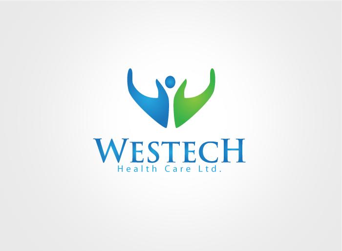 Logo Design by Jan Chua - Entry No. 108 in the Logo Design Contest Creative Logo Design for Westech Health Care Ltd..