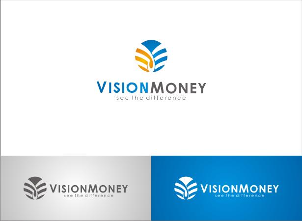 Logo Design by Armada Jamaluddin - Entry No. 56 in the Logo Design Contest Captivating Logo Design for VISION MONEY.