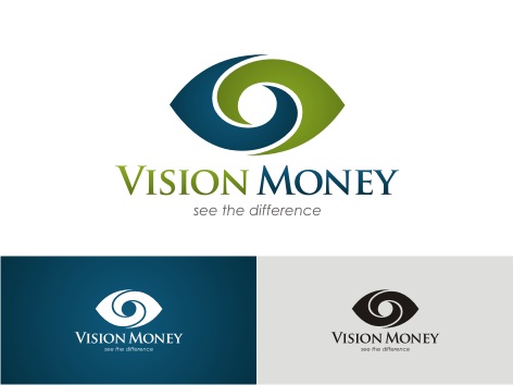 Logo Design by key - Entry No. 57 in the Logo Design Contest Captivating Logo Design for VISION MONEY.