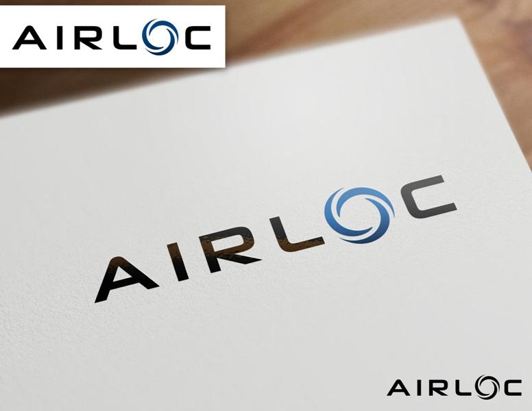 Logo Design by Juan_Kata - Entry No. 197 in the Logo Design Contest Airloc Logo Design.