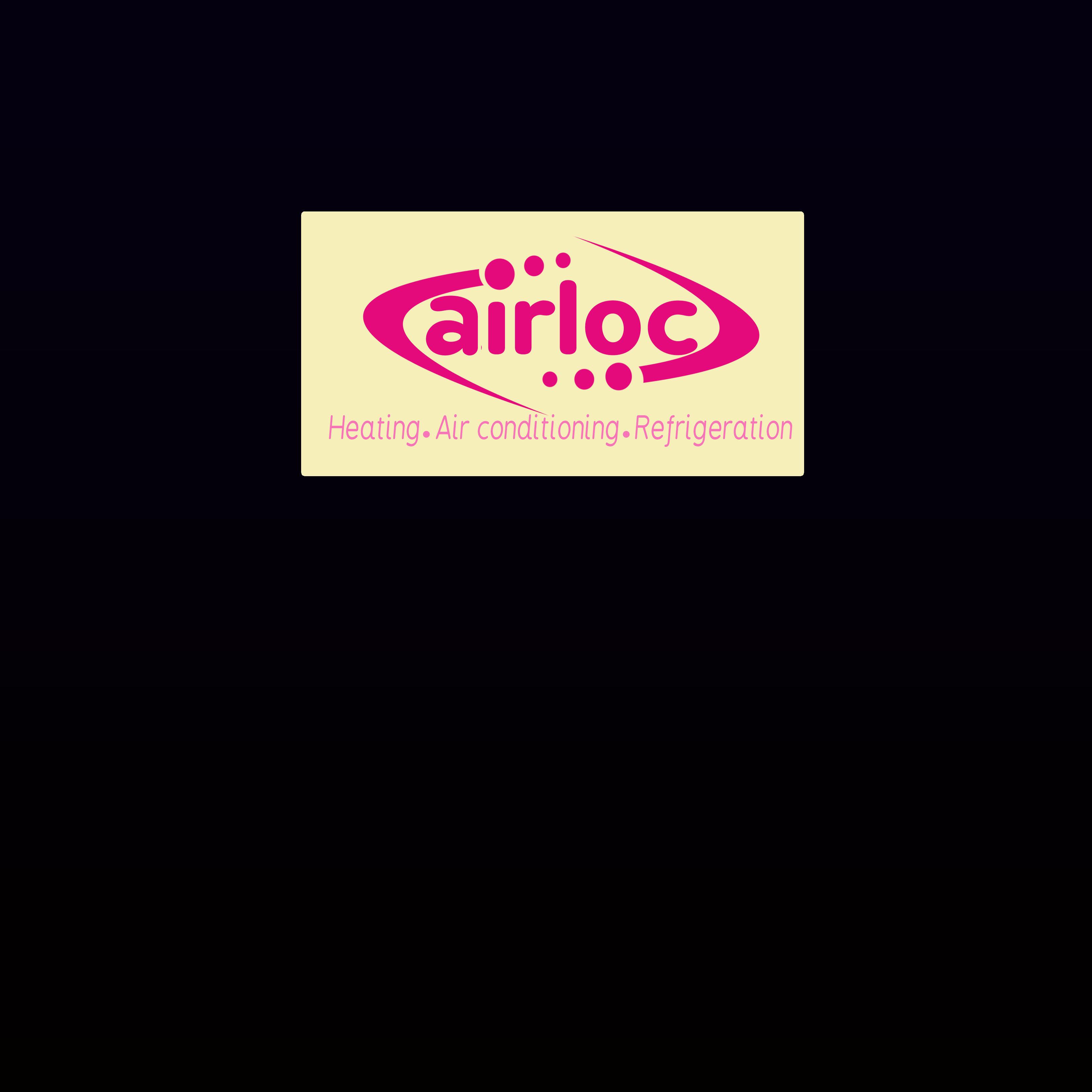 Logo Design by Allan Esclamado - Entry No. 198 in the Logo Design Contest Airloc Logo Design.