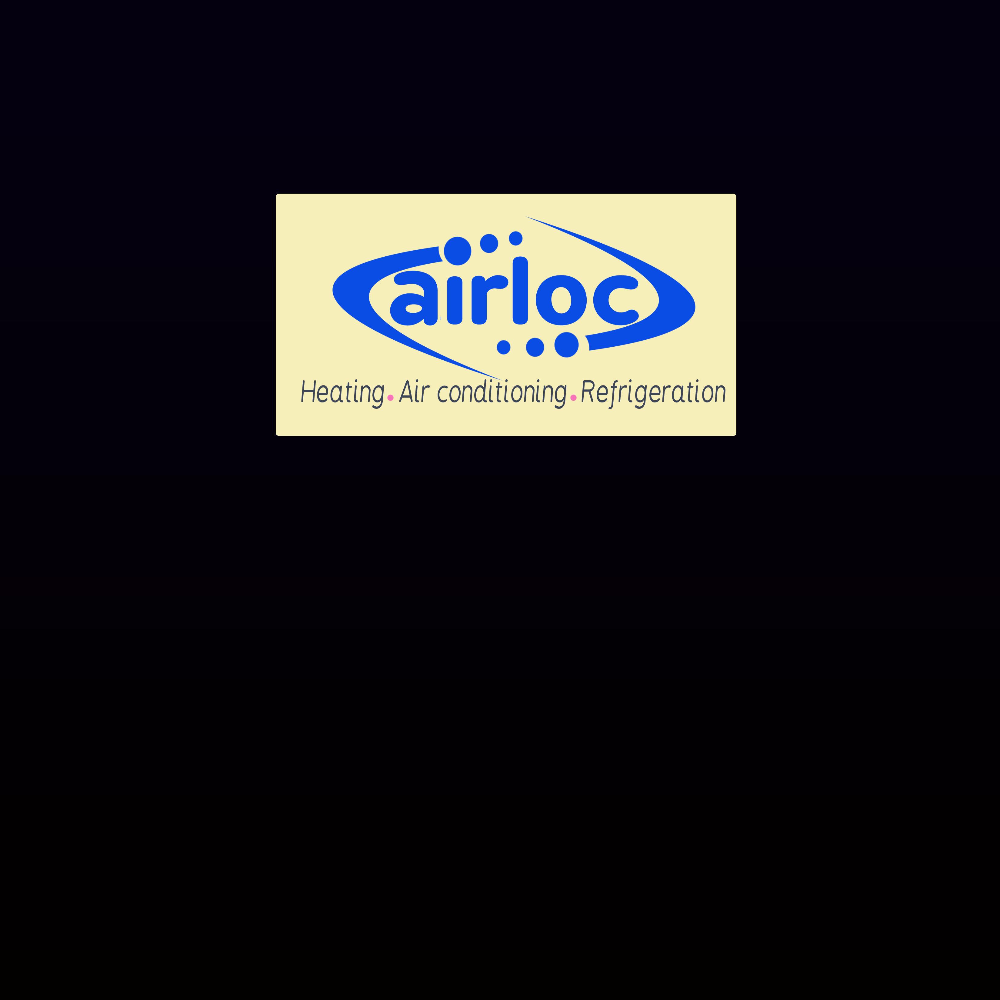 Logo Design by Allan Esclamado - Entry No. 199 in the Logo Design Contest Airloc Logo Design.